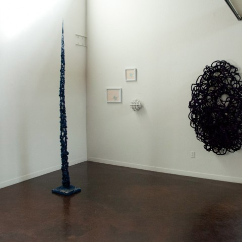 <b>Hide and Seek</b> (installation view)
