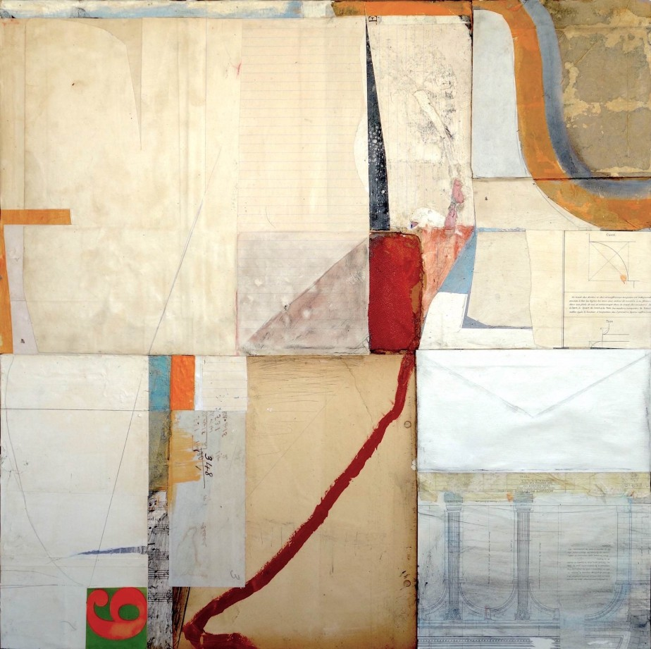 Mark Eanes - La Cavet, 2016, 24x24